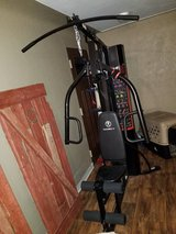 Marcy Home Total Body Workout Machine in Fort Leonard Wood, Missouri