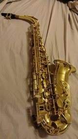 Palatino alto saxophone in Kingwood, Texas