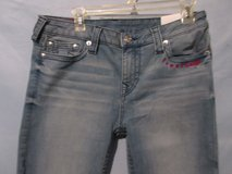 NWT, True Religion Super Skinny Size 32 MSRP $229 in Kingwood, Texas