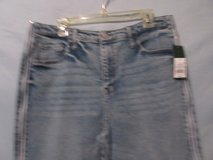 NWT Wild Fable by Target Side Zip Distressed Hem Size 16 MSRP $28 in Kingwood, Texas