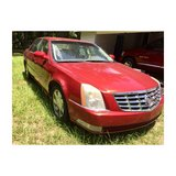 2006 Cadillac DTS FULLY LOADED in Leesville, Louisiana