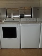 KENMORE ELITE WASHER DRYER SET in Lumberton, North Carolina