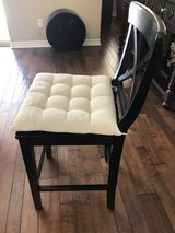 Moving and have to sell! 6 Bar Stools - Dark Brown - $50 in Miramar, California
