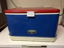 Vintage Thermos Brand Metal Cooler Ice Chest in Westmont, Illinois