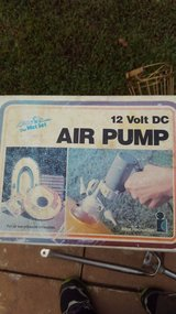12-volt DC air pump in Warner Robins, Georgia