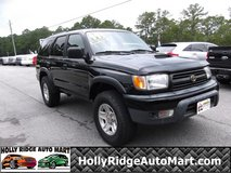 Delete 99 Toyota 4Runner SR5 2WD - 1-Owner in Wilmington, North Carolina