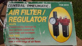 Air filter regulator in Warner Robins, Georgia