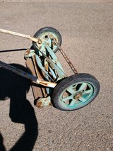 Push mower in Alamogordo, New Mexico