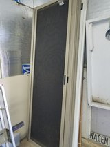 14 metal screen doors sunroom Great for porch / patio screens in Sandwich, Illinois