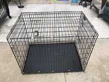 Folding Animal Crate in Camp Pendleton, California