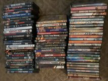 Dvds EUC in Fairfield, California