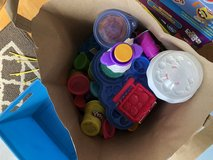 Play doh and accessories in Joliet, Illinois