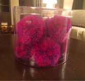 8 New Pom Poms in Aurora, Illinois
