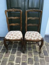 2 antique chairs french Shabby chic in Ramstein, Germany