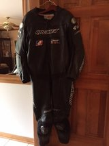 LEATHER ROCKET 1 PIECE SUIT - EXCELLENT CONDITION - XLARGE in Westmont, Illinois