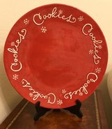 Large Decorative Plate in Spring, Texas