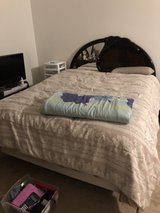 Pillow top bed and box spring - Queen in Westmont, Illinois