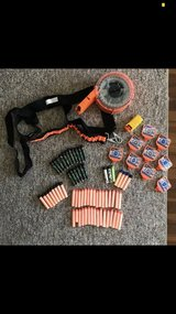 Nerf accessories and dart bullets in Okinawa, Japan