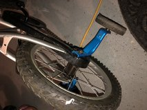 """16"""" boys bike excellent condition with training wheels in Kingwood, Texas"""