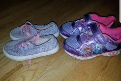 Size 9 toddler shoes in Macon, Georgia