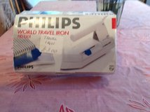Travel iron in Lakenheath, UK
