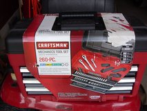 260 pc. set craftsman tools in Fort Knox, Kentucky