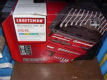 270 pc. set craftsman tools in Fort Knox, Kentucky