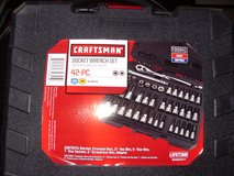 42 pc craftsman socket wrench set in Fort Knox, Kentucky