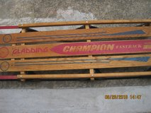 SNOW SLED WITH STEEL RUNNER in Clarksville, Tennessee