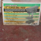 "1/2"" Electric Drill Press in Baytown, Texas"