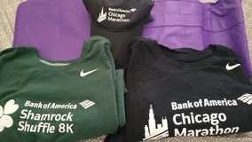 Mens running shirts in Bolingbrook, Illinois