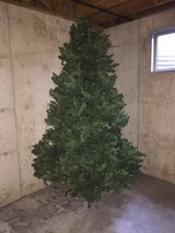 Artificial Christmas tree - 7 foot in St. Charles, Illinois