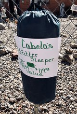 Cabella's Sleeper in Alamogordo, New Mexico