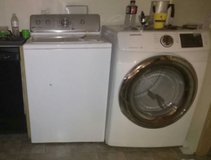 Super Capacity Mix & Match Washer & Dryer Set in Wilmington, North Carolina