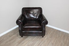 Leather Italia Chair in Spring, Texas