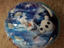 Frozen kids helmet ages 3-5 in Fort Leonard Wood, Missouri