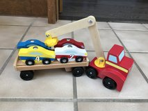 Melissa & Doug magnetic car loader in Oswego, Illinois