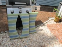 3 UPHOLSTERED  WINDOW BOX  VALANCES in Cherry Point, North Carolina