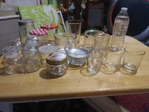 Glass Containers lot in Naperville, Illinois