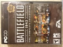 Computer battlefield game in Camp Lejeune, North Carolina