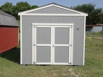 *** NEWLY REFRESHED, PRICE REDUCED ***  10x16 Utility Shed in Brenham, Texas