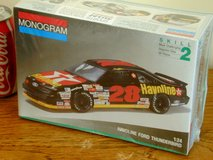 Monogram Havoline NASCAR T-Bird Plastic Model Kit 1:24 Scale in Westmont, Illinois