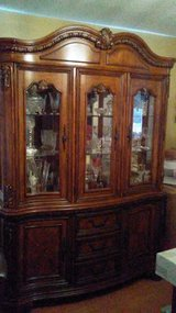 China Cabinet in Fort Sam Houston, Texas