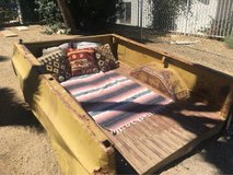 Beautiful vintage Truck bed in 29 Palms, California