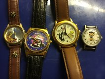 Disney retired watches in Fort Leonard Wood, Missouri