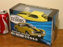 Testors 1968 Chevy Camaro Diecast Metal Model Kit 1:24 Scale in Westmont, Illinois