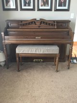 Kimball piano in Tinley Park, Illinois