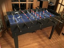 Ten games in one gaming table in Yorkville, Illinois