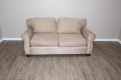 Micro-suede Love-seat , Very Comfortable and plush in CyFair, Texas