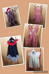 Dresses in Okinawa, Japan